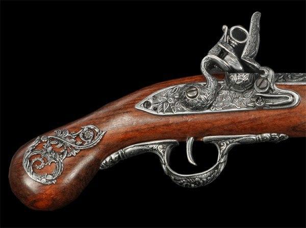 Flintlock Pistol - Italy