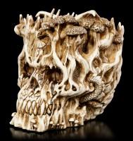 Skull - Forest Dragon