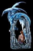Fairy Figurine - Adolinda with Dragon