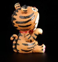 Tigrrr - Large Furry Bones Figurine