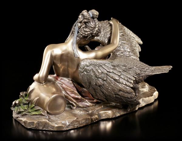 Leda und der Schwan Figur