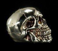 Skull - silver colored