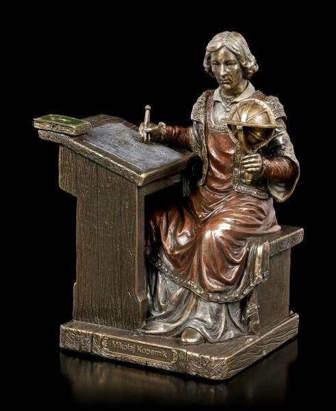Nikolaus Kopernikus Figur