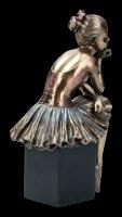 Ballerina Figur - L'Attente auf Monolith