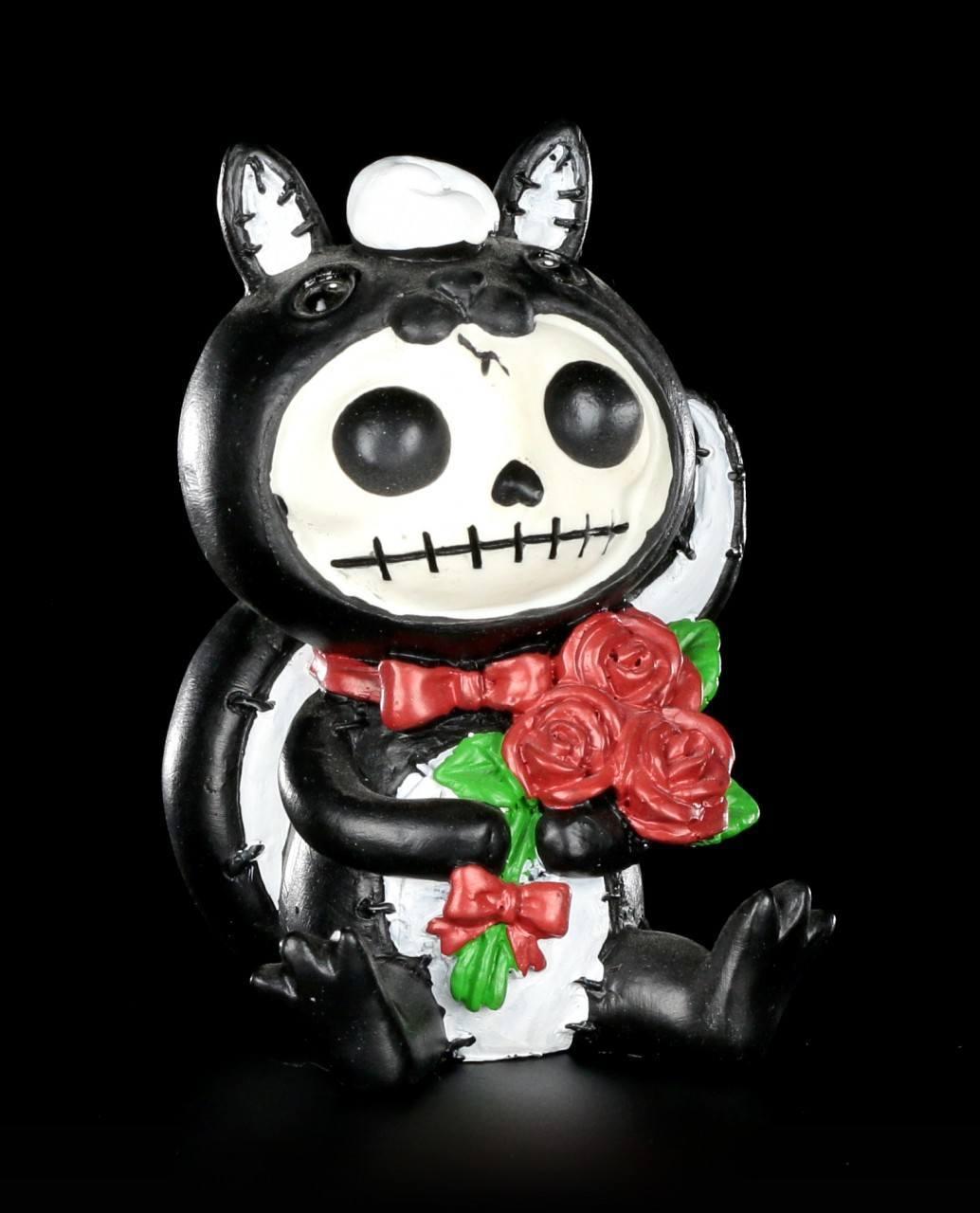 Furry Bones Figur - Odo