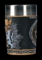 Shot Glass - Powerwolf - Metal is Religion