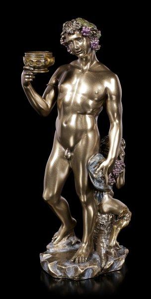 Bacchus - Gott des Weines