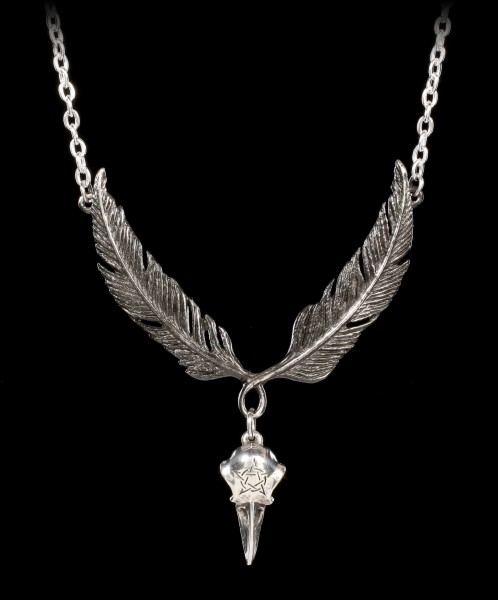 Alchemy Gothic Necklace - Incrowtation