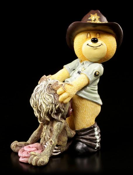 Bad Taste Bears Figur - Walking Ted