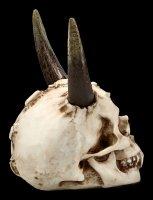 Devilskull with Horns