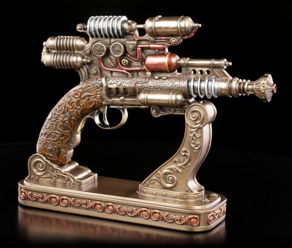 Steampunk Pistole - Impulsgeber