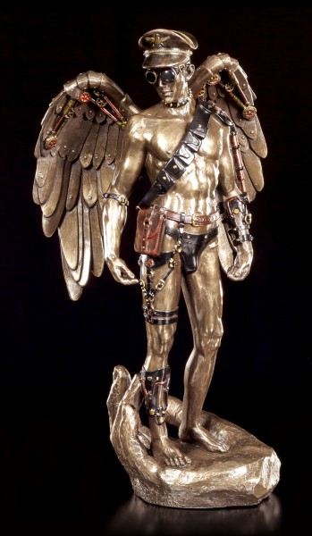 Steampunk Figur - Angelic Guardian
