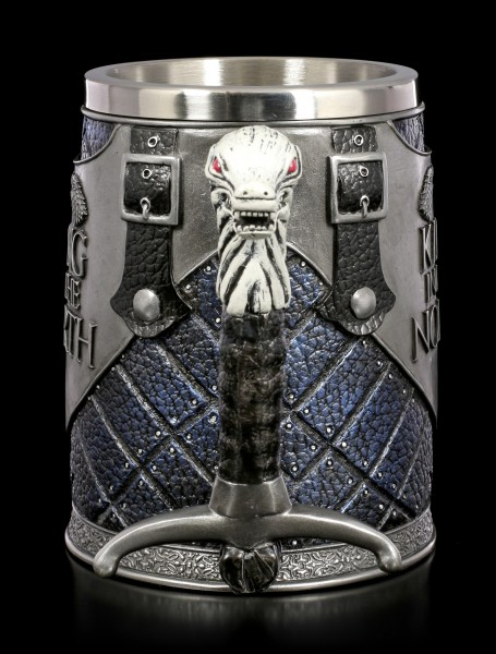 Game of Thrones Tankard - King in the North