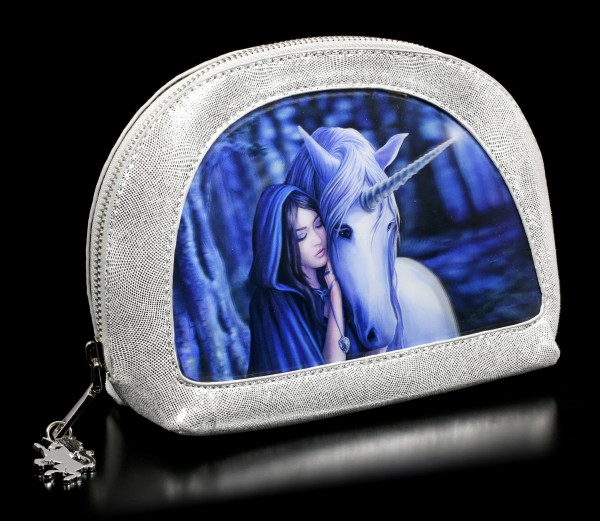Make Up Bag with 3D Unicorn - Solace
