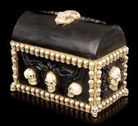 Skull Box - Pirate Treasure
