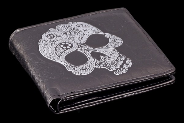 Men Wallet - Sugar Skull