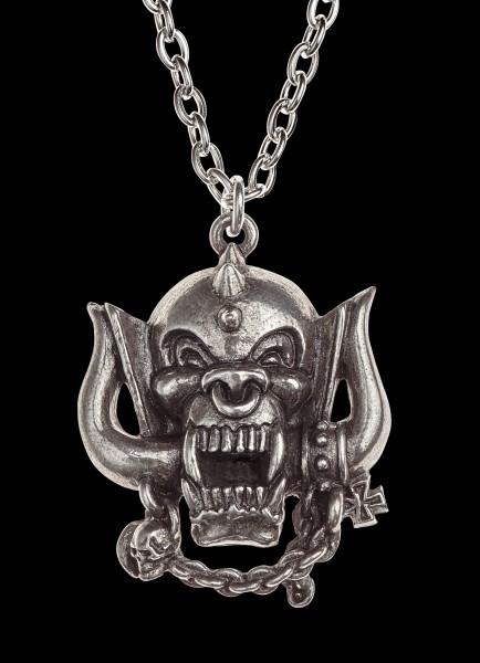 Motorhead Necklace War-Pig - Alchemy Rocks