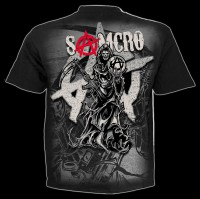 Samcro Reaper - Sons of Anarchy T-Shirt