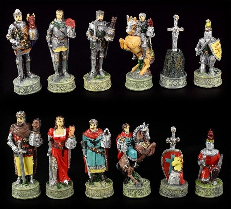 Chessmen - Excalibur