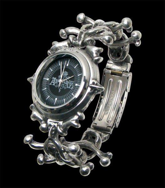 Alchemy Gothic Armbanduhr - Berserker