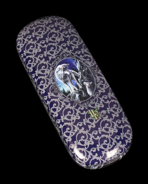 Glasses Case with Wolves - Guidance