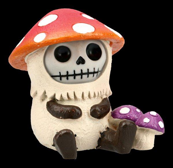 Furrybones Figurine - Mushroom Kinoko