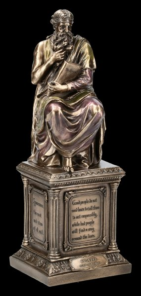 Platon Figur - Griechischer Philosoph