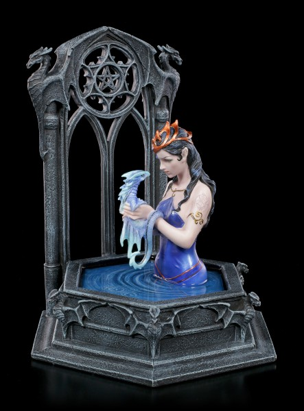 Water Dragon - Anne Stokes Figurine