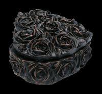 Alchemy Box - Rose Heart Black