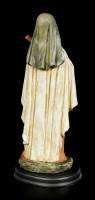 Heilige Theresa Figur mit Kruzifix