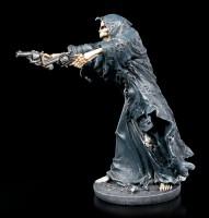 Skelett Figur - Gunslinger Reaper