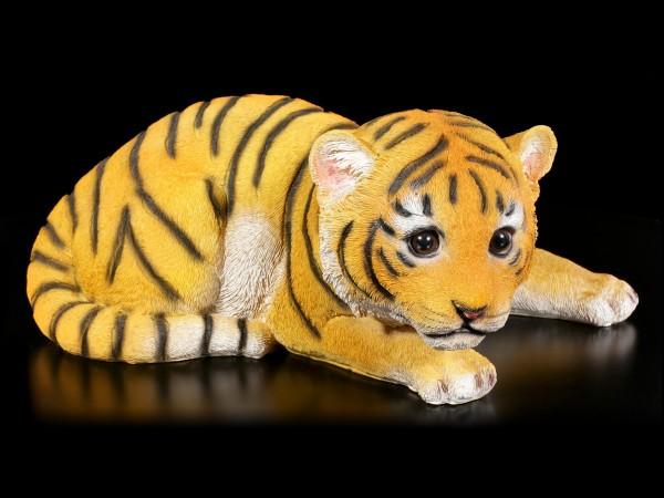 Garden Figurine - Puppy Tiger