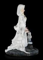 Hexen Figur - Beyla mit Eule Noctua