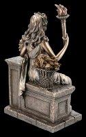 Demeter Figurine - Greek Goddess of Agriculture