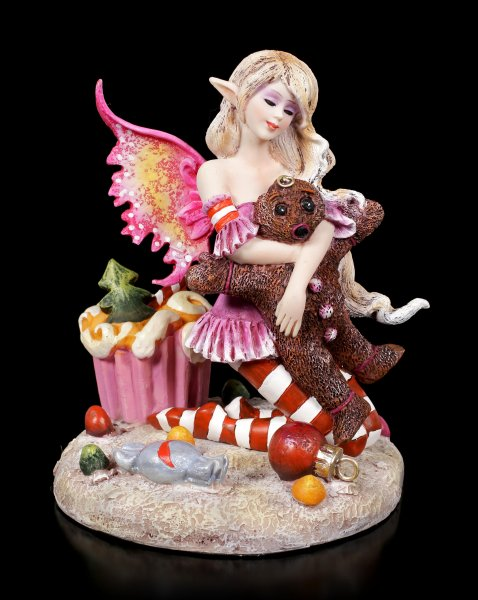 Fairy Figurine - Twas the Night