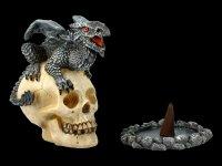 Dragon Incense Cone Holder - Soul Guardian