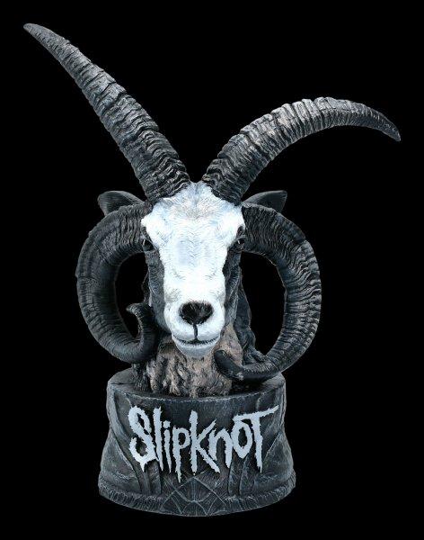 Slipknot Figur - Ziegenkopf Flaming Goat