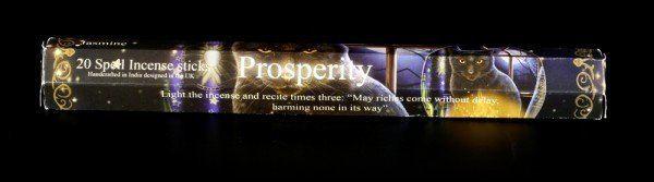 Räucherstäbchen - Zauber Prosperity - Wohlstand