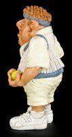 Tennis Player - Funny Sports Figurine