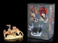 Drachen Figur - Samoon auf Fels