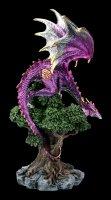 Dragon Figurine - Nature's Perche