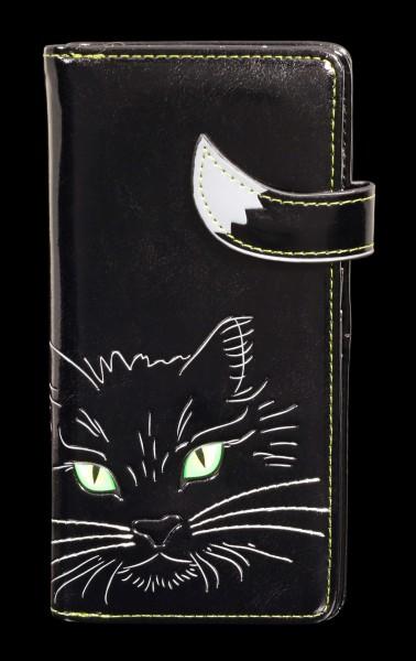 Geldbörse mit Katze - Lucky Cat