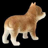 Dog Figurine - Chihuahua Puppy
