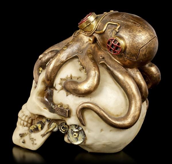 Steampunk Skull - Octo Craniotomy