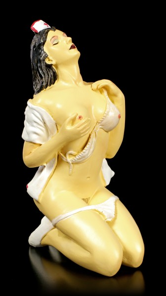 Erotic Figurine - Sexy Nurse