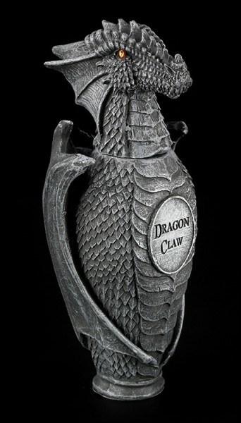 Deko Flasche - Dragon Claw