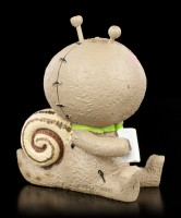 Furry Bones Figur - Schnecke Snail