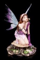 Elfen Figur - Loreley macht Seifenblase