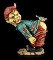 Zombie Gnome Garden Figure - Son