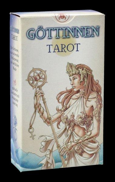Tarot Cards - Goddess
